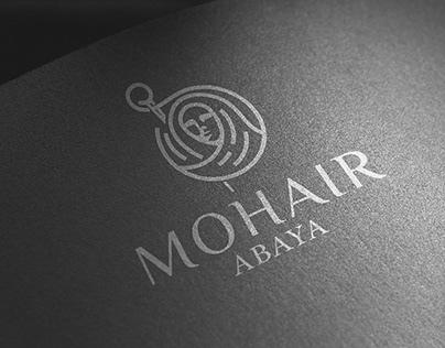 logo mohair abaya
