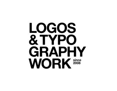 Logos & Typography / 2008-2014