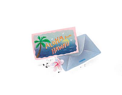 Children Book about Hawaii
