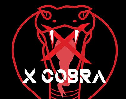 XCOBRA Logo Design