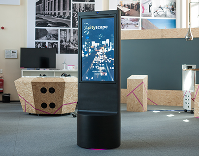 Cityscope: Urban Interaction Object