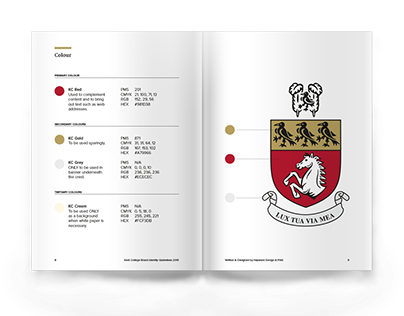Kent College - Identity Refresh