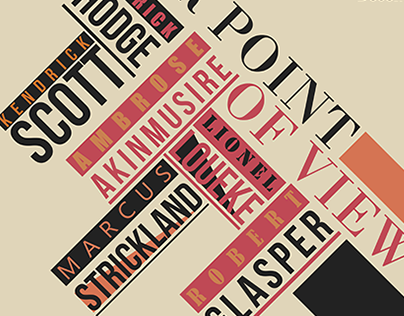Our Point of View poster
