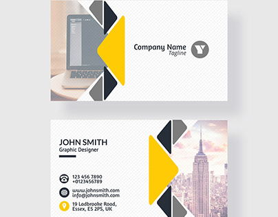 Luxury Real Estate Business Card