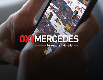 OXIMERCEDES I Rebranding
