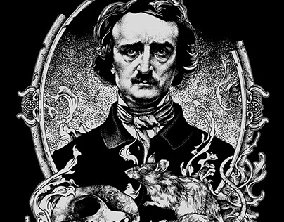 The Family Of Edgar (artworks set)