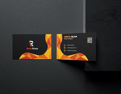 3d design business card
