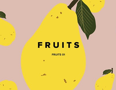 Fruits 01byYWFT Travis Stearns