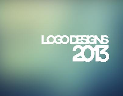 Logo Designs / 2013