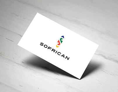 SOFRICAN Logo Design