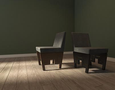 Nandini Chair