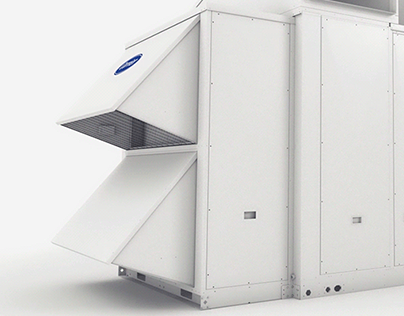 Alarko Carrier - Packaged Rooftop Units