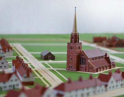 Woodlands Model Village