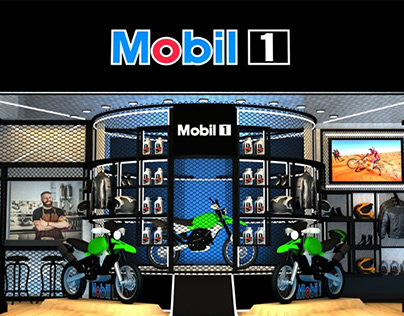 STAND MOBIL 1 -ENDURO BIKES