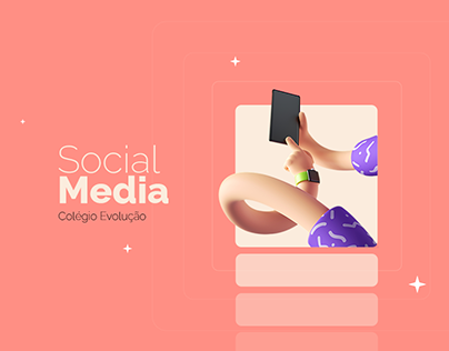 Social Media | Colégio Evolução