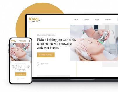 Kami Beauty Salon / Website, Photos & Video