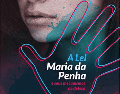 Lei Maria da Penha Poster