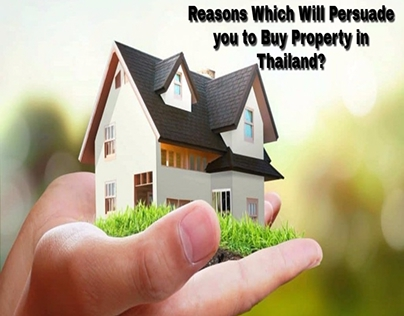Reasons Which Will Persuade you to Buy Property