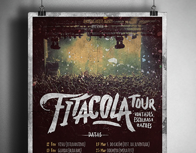 Fitacola Tour | ID & Event
