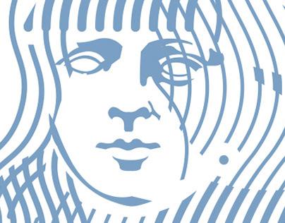 Anne Tannam visual identity