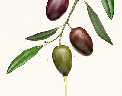 Pepermolen Olive-Oil