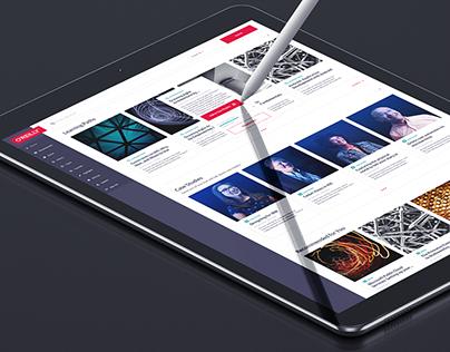 O'Reilly Media, Design System 2017