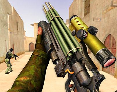 Helsing Gun Model