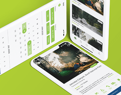 Parks Canada Mobile Booking System