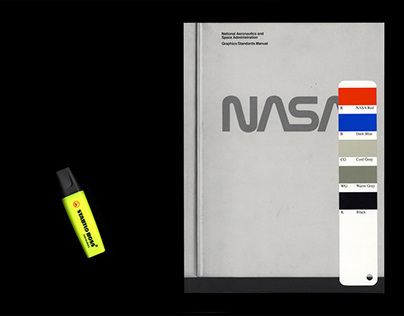 NASA Graphics Standards Manual reprint