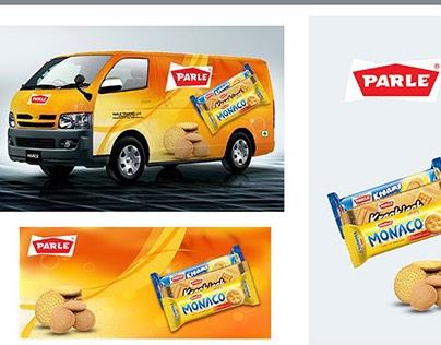 Vehicle Branding Design