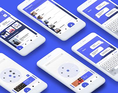 Chill - App mobile relationship