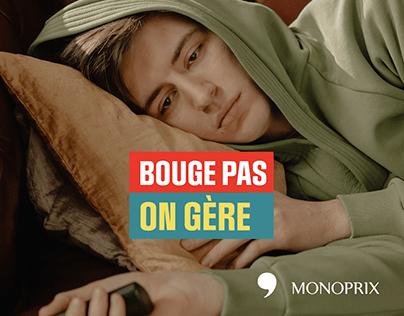 Storytelling project - Monoprix