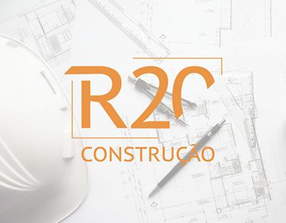 R20 CONSTRUÇÃO :: Logotype