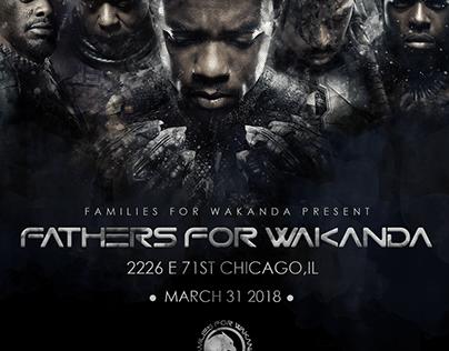 Families of Wakanda [ Branding ]