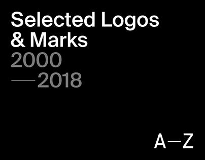 Selected Logos & Marks 2000–2018