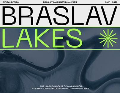 Braslav Lakes National Park Website