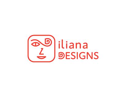 iliana Designs Brand Identity Redesign
