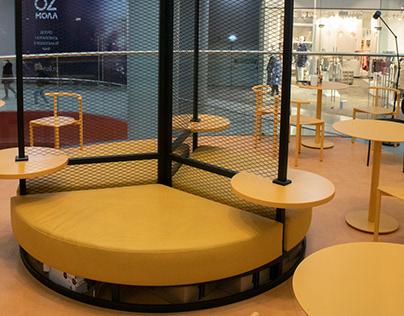 Black Fox Coffee OZ Mall