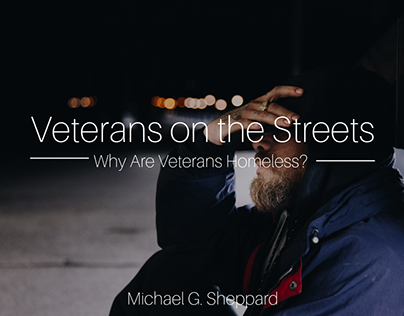 Veterans on the Streets | Michael G. Sheppard