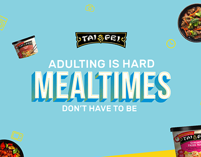 Adulting is Hard. Mealtimes Don't Have To Be.