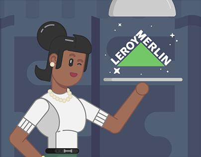 Leroy Merlin - Miriam Makoba's Story