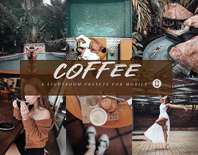 06 Coffee Mobile Lightroom Presets
