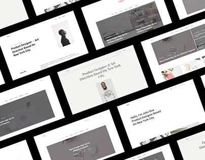 Vibex | Multi-purpose - Agency, Personal Portfolios