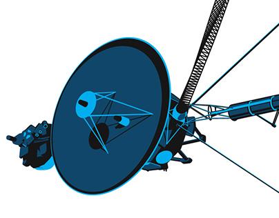printable robotic spacecraft - photo #14