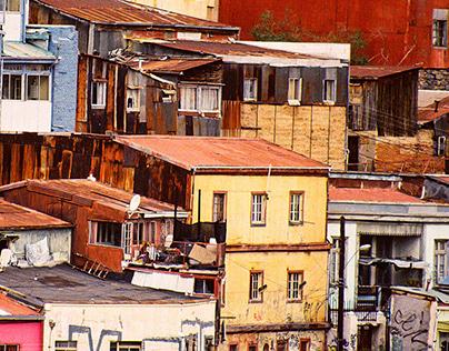 Film en Valparaiso.