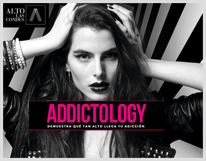 Alto las Condes / Addictology v2 / Digital