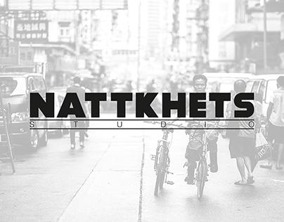 NATTKHETS STUDIO: Logo