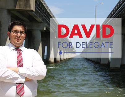 David Rose-Carmack for Delegate
