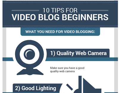 10 Tips for Video Blog Beginners