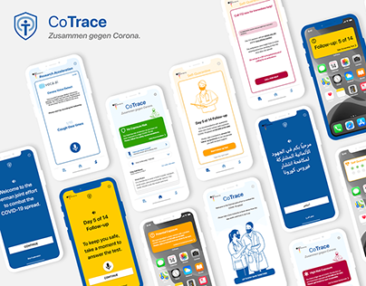 CoTrace - Advanced Contact Tracing